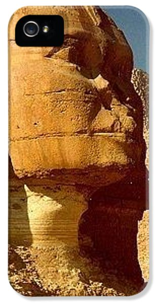 IPhone 5 / 5s Case featuring the photograph Great Sphinx Of Giza by Travel Pics