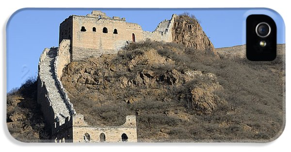 Nl iPhone 5 Cases - Great Wall of China - Jinshanling iPhone 5 Case by Brendan Reals