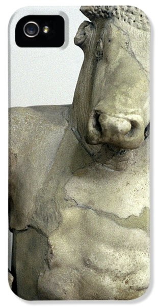 Greece, Athens Classical Era Marble IPhone 5 / 5s Case by Jaynes Gallery