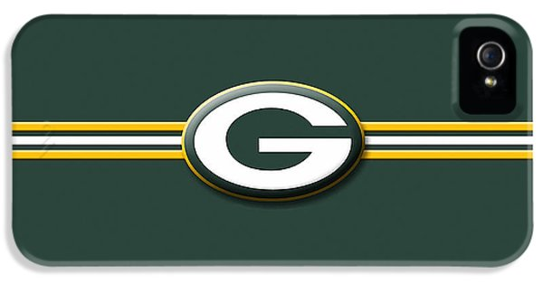 Greenbay Packers IPhone 5 / 5s Case by Marvin Blaine