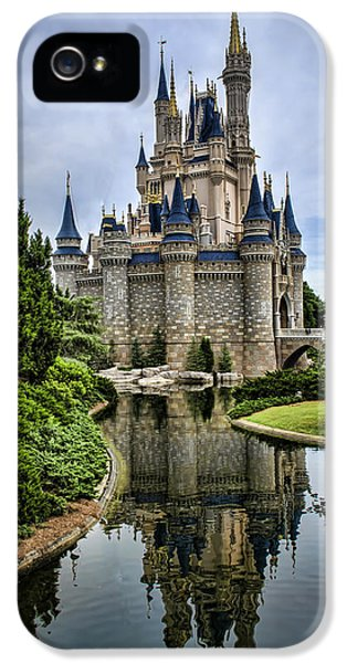 Castle iPhone 5 Cases - Happily Ever After iPhone 5 Case by Heather Applegate