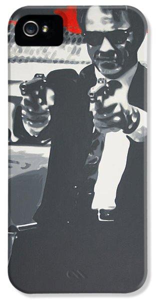 American Crime Film iPhone 5 Cases - Harvey 2013 iPhone 5 Case by Luis Ludzska