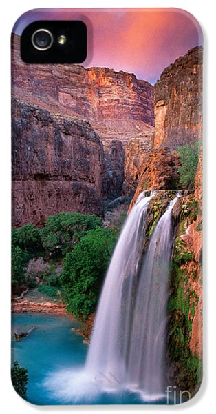Havasu Falls IPhone 5 / 5s Case by Inge Johnsson