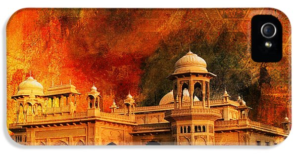 Pakistan iPhone 5 Cases - Hindu Gymkhana iPhone 5 Case by Catf
