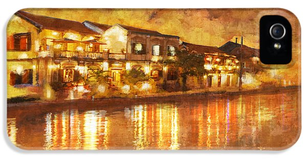 Color Effect iPhone 5 Cases - Hoi an ancient town iPhone 5 Case by Ctaf