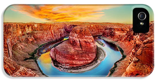 Epic iPhone 5 Cases - Red Planet iPhone 5 Case by Az Jackson