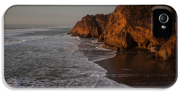Hug iPhone 5 Cases - Hug Point Falls iPhone 5 Case by Mike Reid
