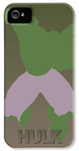 Ants iPhone 5 Cases - Hulk iPhone 5 Case by Joe Hamilton