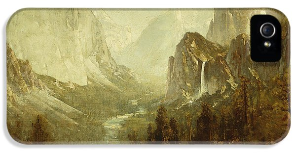 Hunting iPhone 5 Cases - Hunting In Yosemite iPhone 5 Case by Thomas Hill