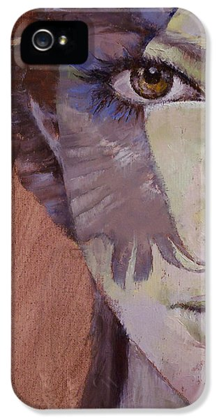 Huntress IPhone 5 / 5s Case by Michael Creese