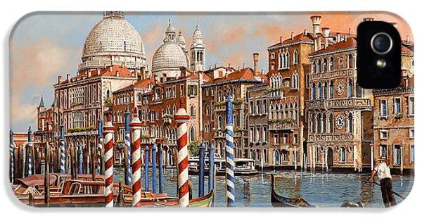 Il Canal Grande IPhone 5 / 5s Case by Guido Borelli