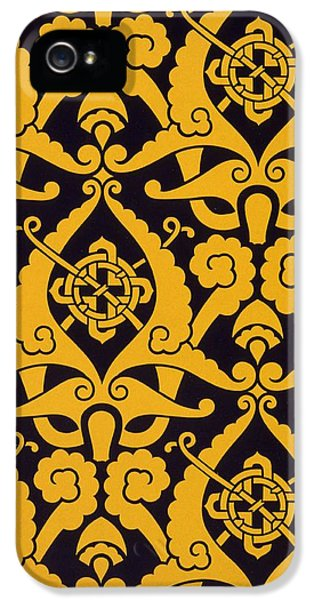 Arts And Crafts Movement iPhone 5 Cases - Illustration from Studies in Design iPhone 5 Case by Christopher Dresser