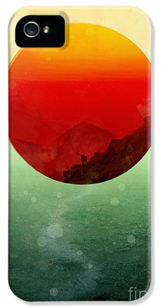 Color iPhone 5 Cases - In the end the sun rises iPhone 5 Case by Budi Satria Kwan