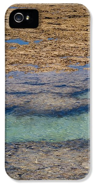Indian Ocean iPhone 5 Cases - Indian Ocean, Fringe Reef, Mombasa iPhone 5 Case by Panoramic Images