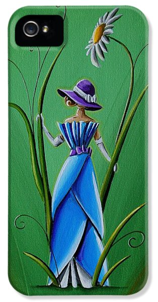 20 iPhone 5 Cases - Into The Garden iPhone 5 Case by Cindy Thornton