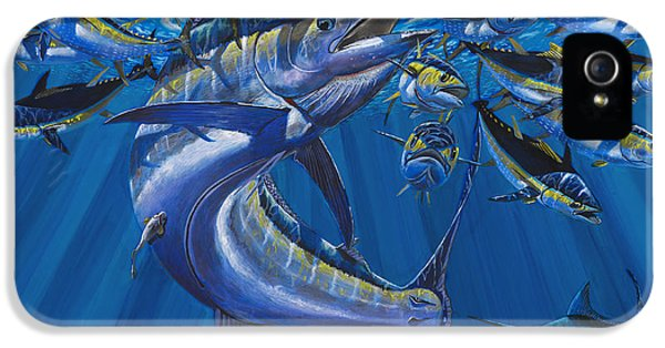 Intruder Off003 IPhone 5 / 5s Case by Carey Chen