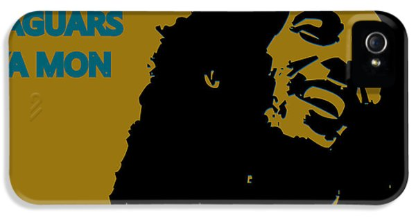 Jacksonville Jaguars Ya Mon IPhone 5 / 5s Case by Joe Hamilton