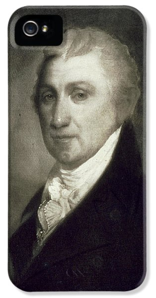 President Of The United States iPhone 5 Cases - James Monroe iPhone 5 Case by American School