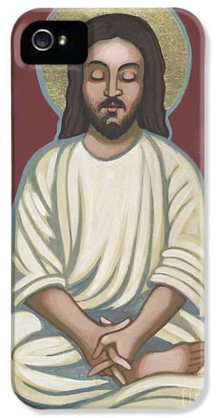 Jesus Listen And Pray 251 IPhone 5 / 5s Case by William Hart McNichols