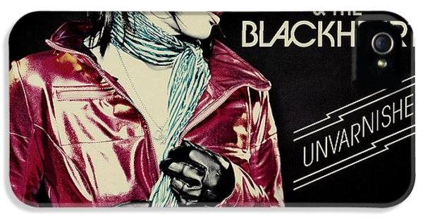 Dave Grohl iPhone 5 Cases - Joan Jett - Unvarnished 2013 iPhone 5 Case by Epic Rights