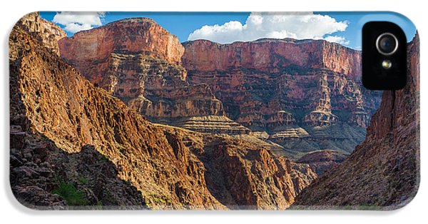 Carve iPhone 5 Cases - Journey through the Grand Canyon iPhone 5 Case by Inge Johnsson
