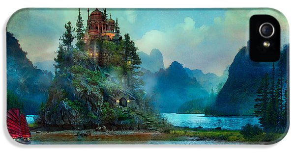 Castle iPhone 5 Cases - Journeys End iPhone 5 Case by Aimee Stewart