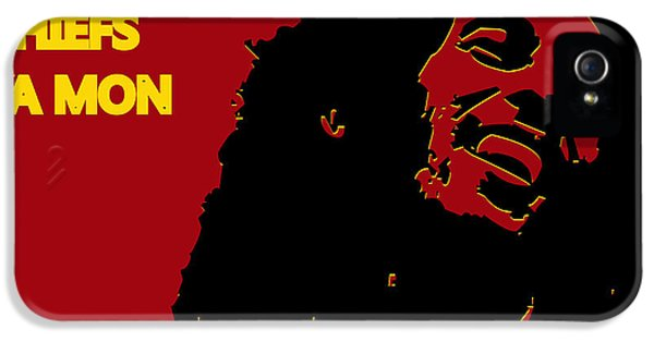 Kansas City Chiefs Ya Mon IPhone 5 / 5s Case by Joe Hamilton