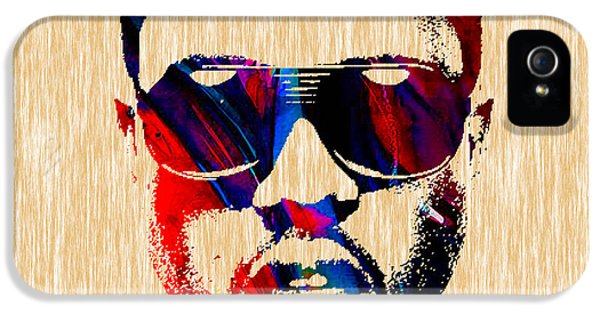 Cool iPhone 5 Cases - Kanye West Collection iPhone 5 Case by Marvin Blaine