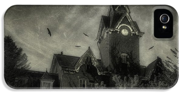 Knox County Poorhouse IPhone 5 / 5s Case by Tom Mc Nemar