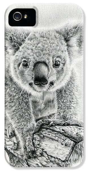 Koala Oxley Twinkles IPhone 5 / 5s Case by Remrov