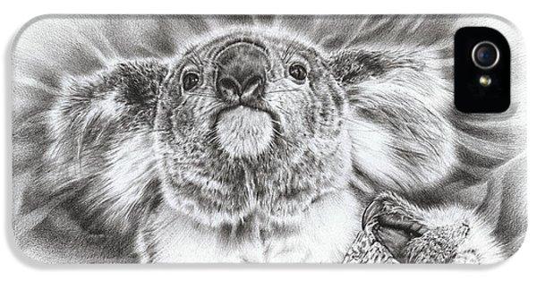 Koala Roto Princess IPhone 5 / 5s Case by Remrov