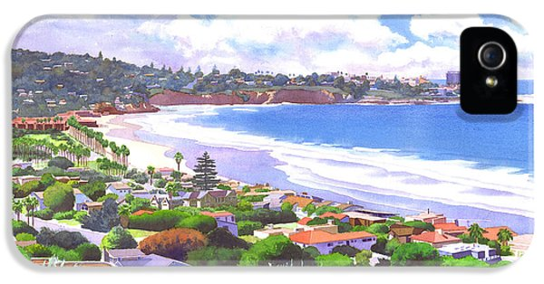 La Jolla California IPhone 5 / 5s Case by Mary Helmreich