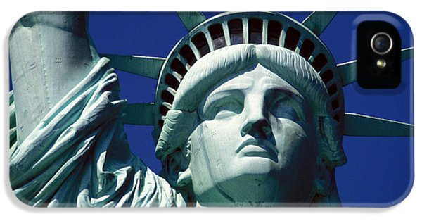 Lady Liberty IPhone 5 / 5s Case by Jon Neidert