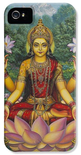 Lakshmi IPhone 5 / 5s Case by Vrindavan Das