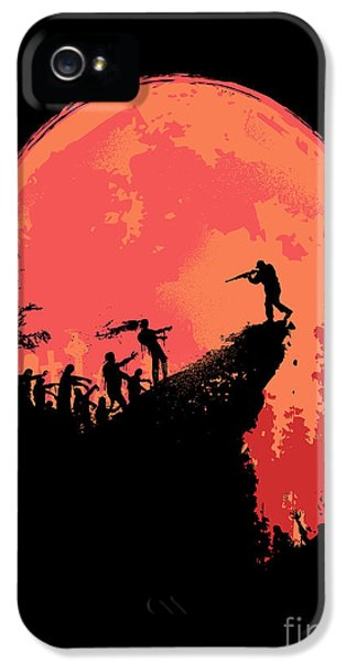 Bad iPhone 5 Cases - Last Stand iPhone 5 Case by Budi Kwan