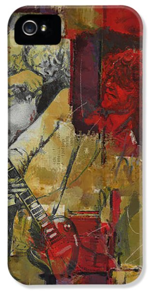Led Zeppelin IPhone 5 / 5s Case by Corporate Art Task Force