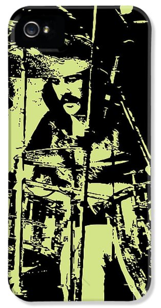 Lead iPhone 5 Cases - Led Zeppelin No.05 iPhone 5 Case by Caio Caldas