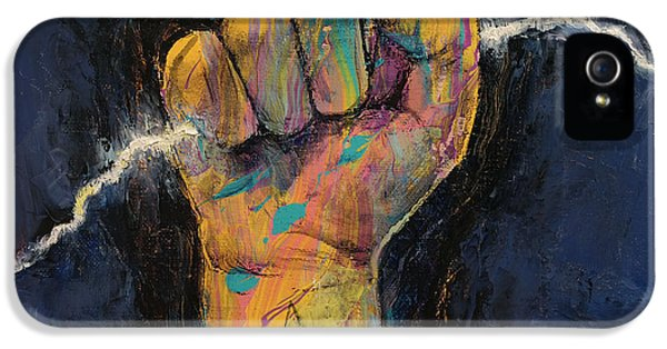 Energy iPhone 5 Cases - Lightning iPhone 5 Case by Michael Creese
