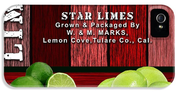 Lime Farm IPhone 5 / 5s Case by Marvin Blaine