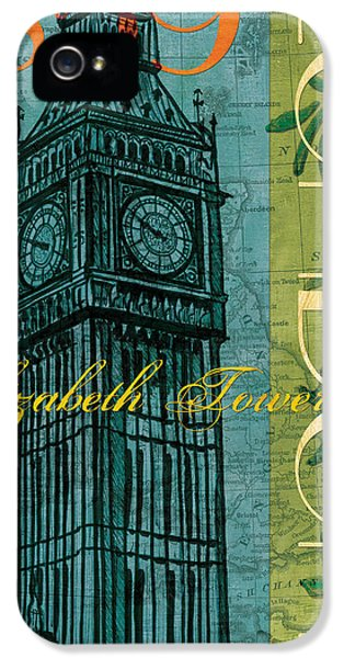 London 1859 IPhone 5 / 5s Case by Debbie DeWitt