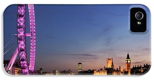 London Eye IPhone 5 / 5s Case by Rod McLean