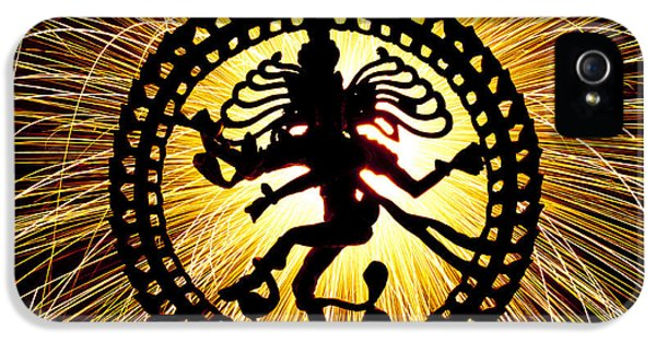 Sparking iPhone 5 Cases - Lord of the Dance iPhone 5 Case by Tim Gainey