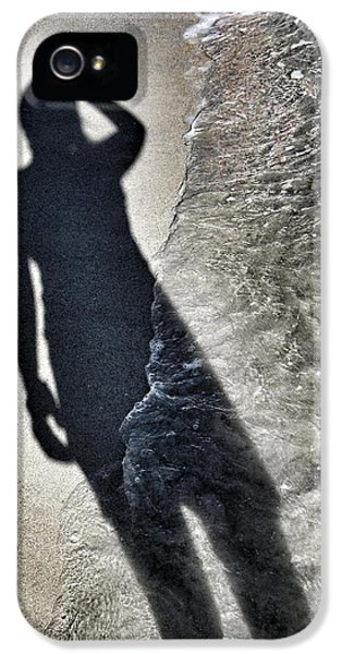 Lost Soul IPhone 5 / 5s Case by Marianna Mills