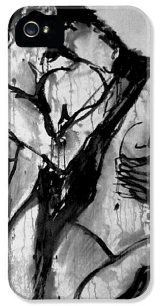 Love Me Tender IPhone 5 / 5s Case by Jarmo Korhonen aka Jarko