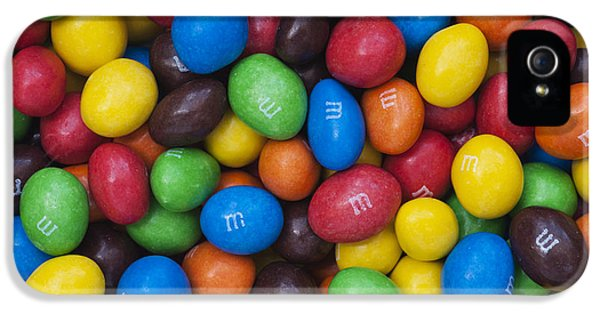 Spectrum iPhone 5 Cases - M and Ms iPhone 5 Case by Tim Gainey