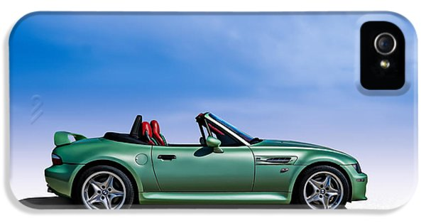 Bmw iPhone 5 Cases - M Topless iPhone 5 Case by Douglas Pittman