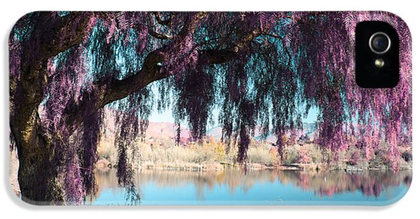 Infrared iPhone 5 Cases - Magic Can Happen iPhone 5 Case by Laurie Search