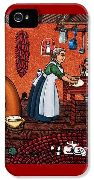 Making Tortillas IPhone 5 / 5s Case by Victoria De Almeida