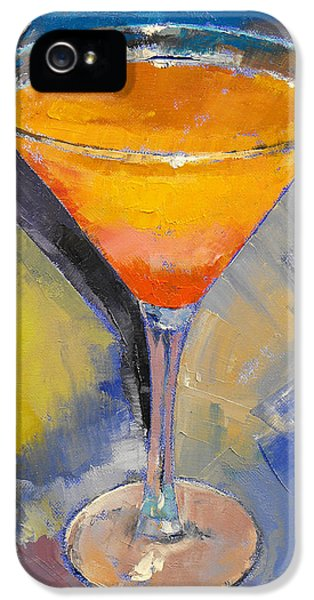 Mango Martini IPhone 5 / 5s Case by Michael Creese