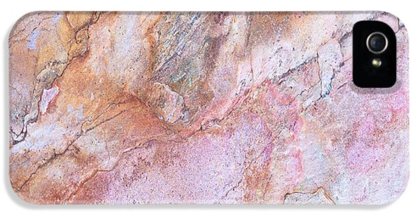 Marble Background IPhone 5 / 5s Case by Anna Om